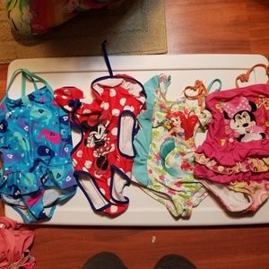 4T swimsuits